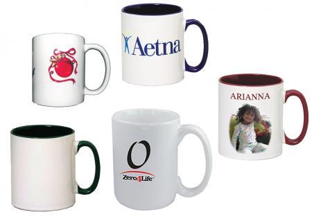 Assorted Ceramic Mugs