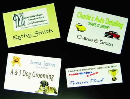 Assorted Name Tag Full Color