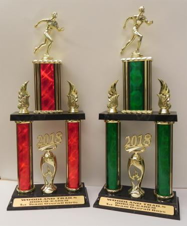"Woodland Trails 24"" Trophies"